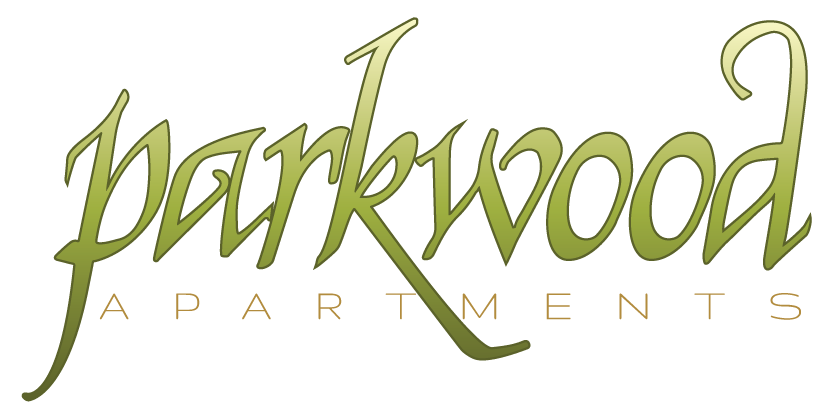 Parkwood Apartments logo
